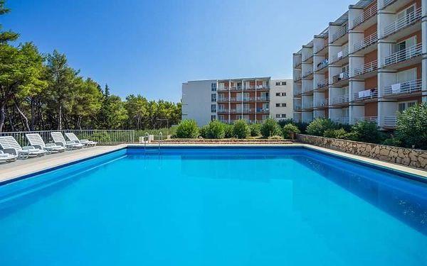 Adriatiq hotel Hvar - 7 nocí, 2 DĚTI ZDARMA, Ostrovy Jadranu, vlastní doprava, polopenze2