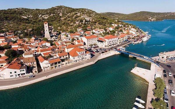 hotel Borovnik - 4 noci u moře, Ostrovy Jadranu, vlastní doprava, polopenze2
