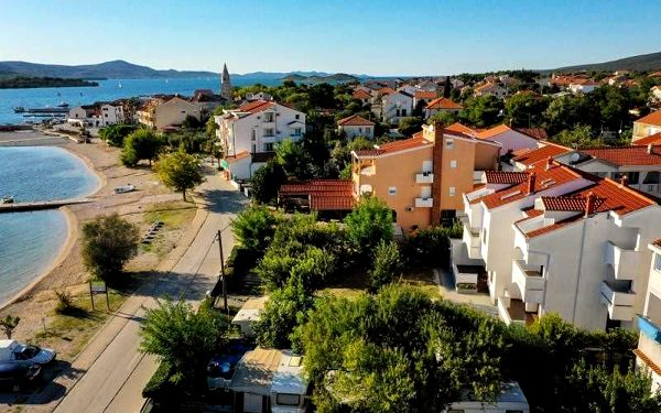 Vila Maestral - 30 m od pláže, Severní Dalmácie, vlastní doprava, bez stravy3