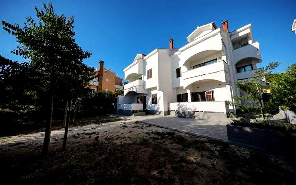 Vila Maestral - 30 m od pláže, Severní Dalmácie, vlastní doprava, bez stravy4