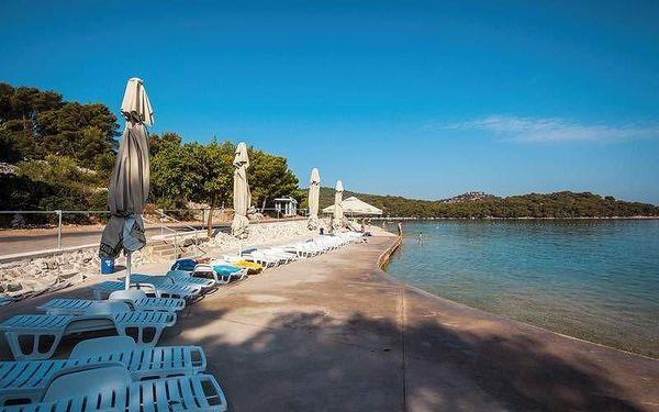 hotel Borovnik - 4 noci u moře, Ostrovy Jadranu, vlastní doprava, polopenze3