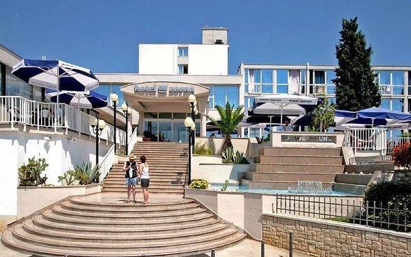 hotel Zorna Plava Laguna, Istrie, autobusem, all inclusive3