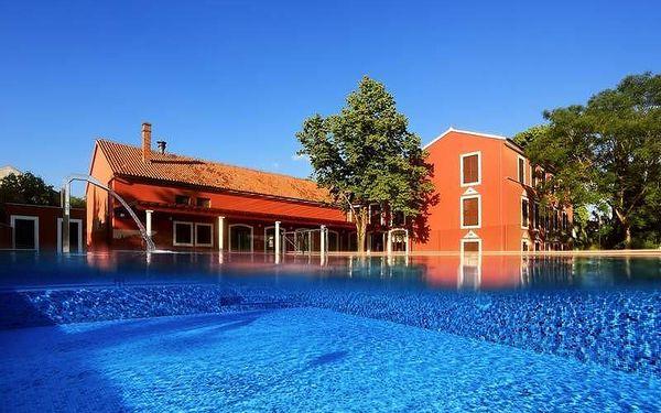 Hotel a depandance Villa Donat, Severní Dalmácie, autobusem, polopenze5