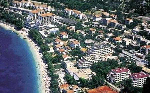 Gradac a Brist - ubytování v soukromí, Střední Dalmácie, autobusem, bez stravy4