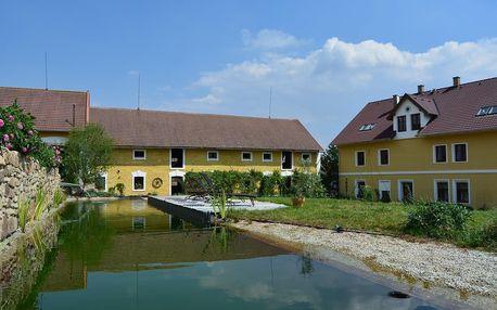 Statek Luníkov: Opravdový venkov nedaleko Prahy