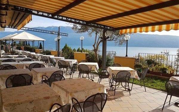 PICCOLO PARADISO - Toscolano - Maderno, Lago di Garda, vlastní doprava, plná penze2
