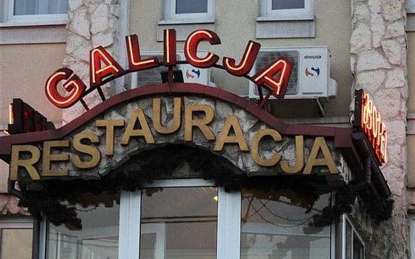GALICJA - Wieliczka- Kraków, Polsko, vlastní doprava, polopenze2