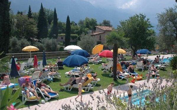 BAZZANEGA - Tremosine, Lago di Garda, vlastní doprava, snídaně v ceně2