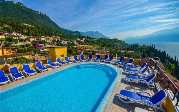 PICCOLO PARADISO - Toscolano - Maderno, Lago di Garda, vlastní doprava, plná penze4
