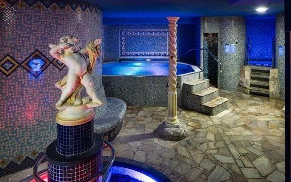 WELLNESS HOTEL BABYLON - Liberec, Jizerské hory, vlastní doprava, snídaně v ceně2