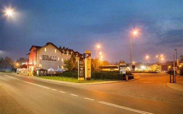 GALICJA - Wieliczka- Kraków, Polsko, vlastní doprava, polopenze3