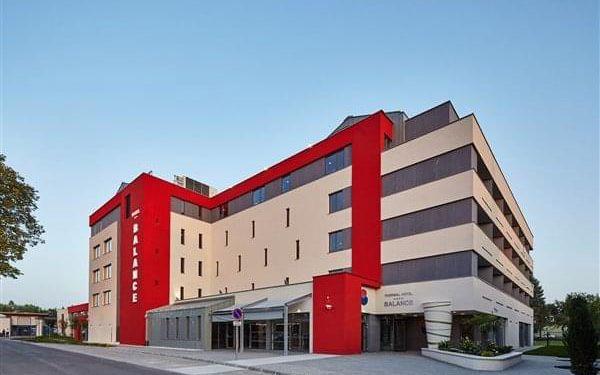 THERMAL HOTEL BALANCE - Lenti, Jihozápadní Maďarsko, vlastní doprava, polopenze5