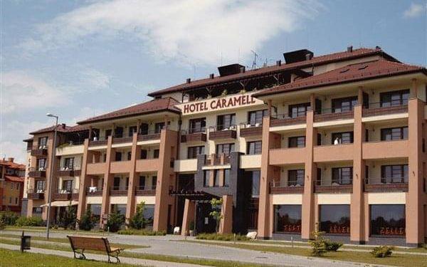 CARAMELL - Bükfürdö, Zadunají, vlastní doprava, polopenze3