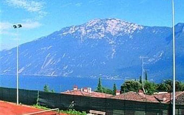 BAZZANEGA - Tremosine, Lago di Garda, vlastní doprava, snídaně v ceně3
