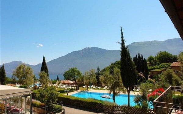 BAZZANEGA - Tremosine, Lago di Garda, vlastní doprava, snídaně v ceně4