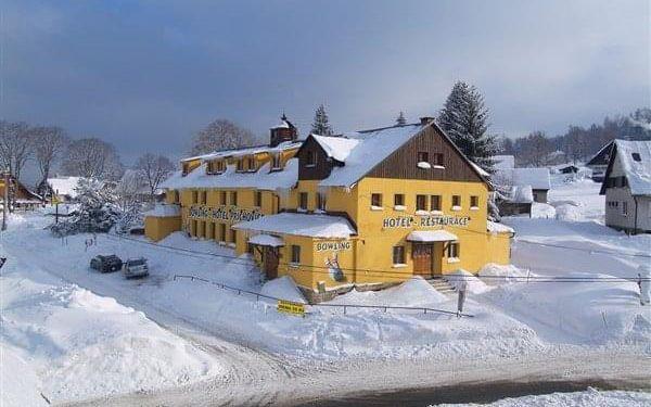 PŘÍCHOVICE - Kořenov - Příchovice, Jizerské hory, vlastní doprava, snídaně v ceně4
