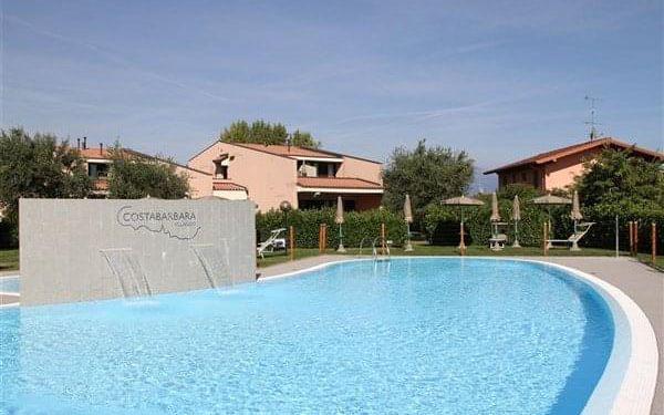 BARBARA - Moniga del Garda, Lago di Garda, vlastní doprava, bez stravy5