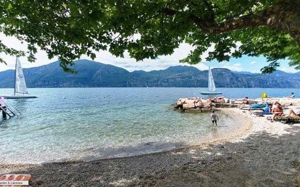 SANTA MARIA - Brenzone, Lago di Garda, vlastní doprava, polopenze4