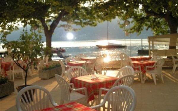 SANTA MARIA - Brenzone, Lago di Garda, vlastní doprava, polopenze5