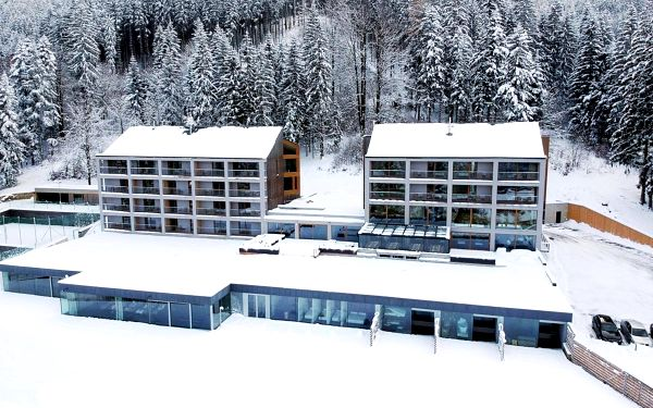 Endemit Hotel: Prostor pro načerpání energie a harmonickou relaxaci