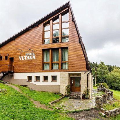 Velikonoce v Hotelu Vltava v Krkonoších pro 2 osoby s polopenzí a wellness