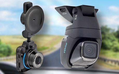 Automobilové kamery na sklo i palubní desku