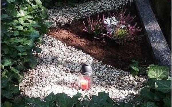 Nadstandardní služba: úklid hrobu jednorázově, ale i 4x za rok3
