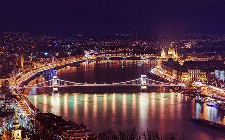 Hotel Belvedere**** v Budapešti 1 zastávku metrom od centra