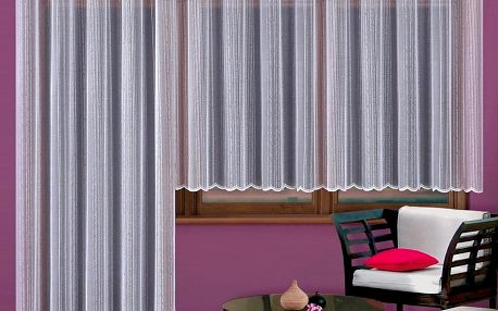 Forbyt Záclona Alba, 300 x 150 cm