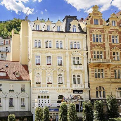 Západočeské lázně: Hotel Heluan