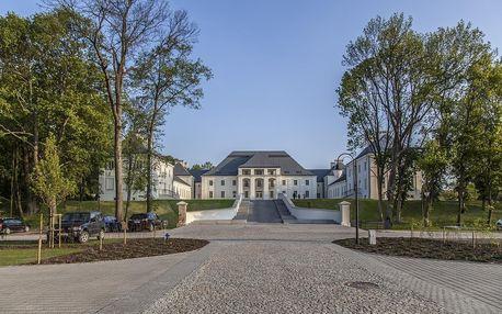 Polsko: Zamek Janów Podlaski