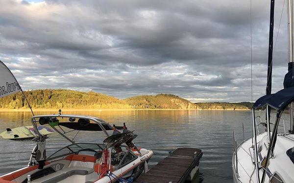 Jachting Lipno, 1 den (cca 6 hodin), počet osob: 2, Areál Landal Mariny (Jihočeský kraj)2