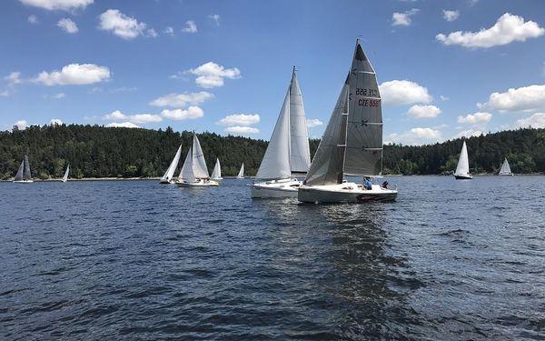 Jachting Lipno, 1 den (cca 6 hodin), počet osob: 2, Areál Landal Mariny (Jihočeský kraj)4