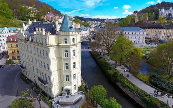 Západočeské lázně: Hotel Pavlov Karlovy Vary