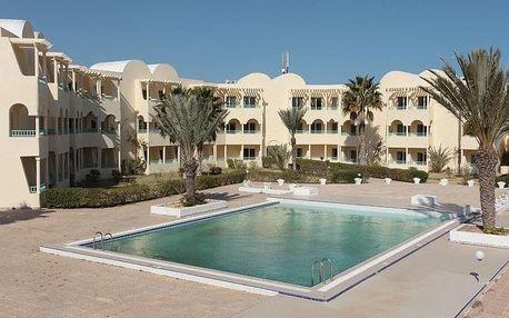 Tunisko - Djerba na 8 dní, all inclusive s dopravou letecky z Prahy, 200 m od pláže