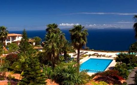 Madeira - Caniço na 5 dní, bez stravy s dopravou letecky z Prahy, 2 km od pláže