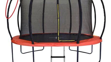 Marimex   Náhradní stojna ochranné sítě pro trampolíny Marimex Premium (horní část)   19000736