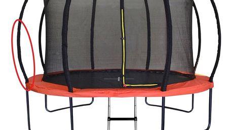 Marimex   Náhradní stojna ochranné sítě pro trampolíny Marimex 305 cm a větší (dolní část)   19000737