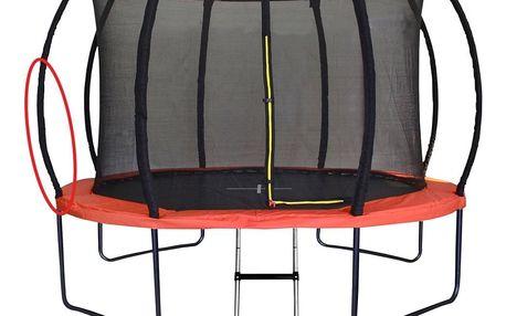Marimex | Náhradní stojna ochranné sítě pro trampolíny Marimex 305 cm a větší (dolní část) | 19000737