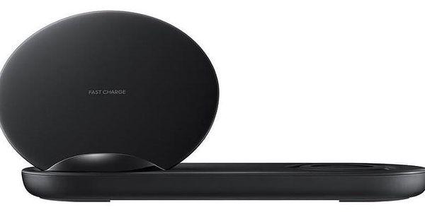 Bezdrátová nabíječka Samsung duální (EP-N6100) černá (EP-N6100TBEGWW)3