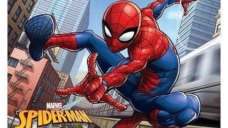 Jerry Fabrics Koupelnová předložka Spiderman, 40 x 60 cm