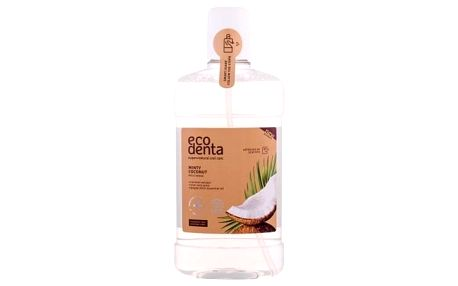 Ecodenta Cosmos Organic Minty Coconut 500 ml ústní voda unisex