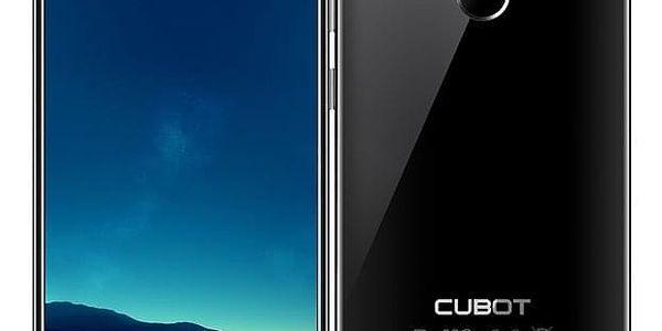 Mobilní telefon CUBOT R11 Dual SIM černý + dárek (PH3828)