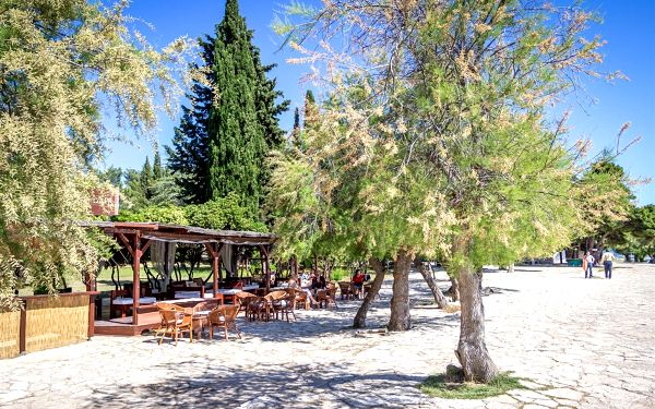 8–10denní Chorvatsko, Vodice  Imperial Park Hotel – depandance Vila Flora/Madera***   Děti zdarma   Polopenze5