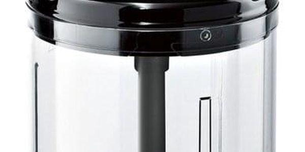 Ponorný mixér Bosch MSM67160 černý/šedý2
