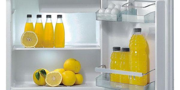 Chladnička Gorenje RBI 4061 AW bílá2
