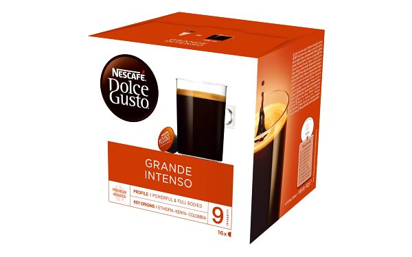 Kapsle pro espressa NESCAFÉ Dolce Gusto® Grande Intenso kávové kapsle 16 ks3