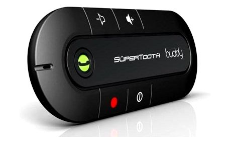 Handsfree do auta Celly SuperTooth BUDDY Bluetooth černé