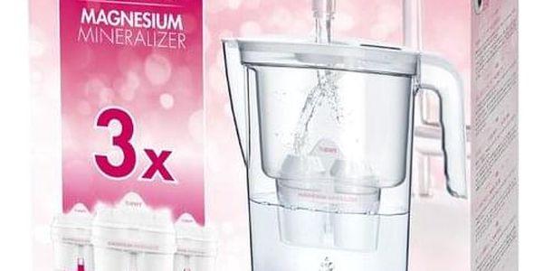 Filtrační konvice BWT Vida Timer 2,6 l + 3 filtry2