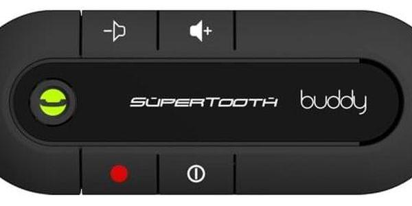 Handsfree do auta Celly SuperTooth BUDDY Bluetooth černé + DOPRAVA ZDARMA4